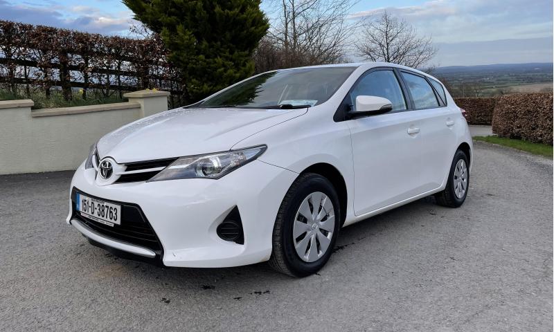Toyota Auris Van